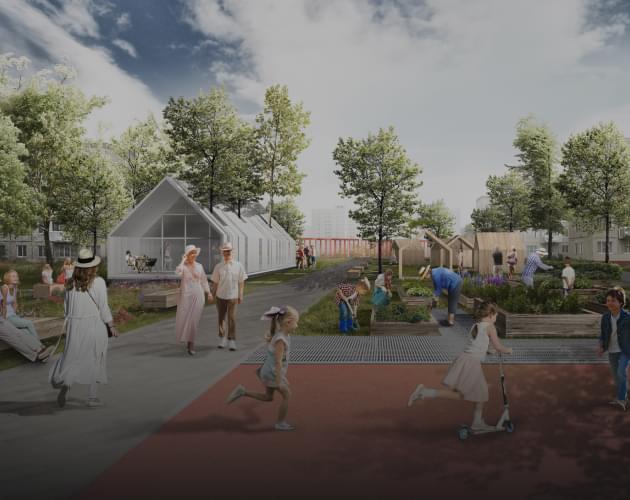 Исследование: какие общественные пространства нужны москвичам