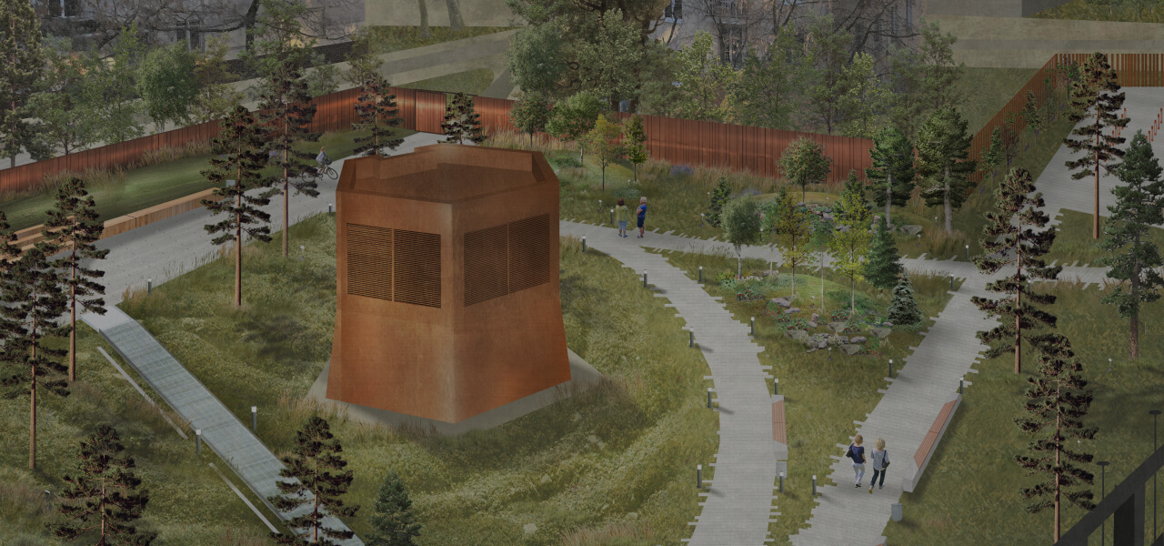 Сад памяти вМузее истории ГУЛАГа: какобычный двор сделать музейной ценностью